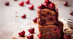 Chocolate Cherry Paleo Bread Recipe