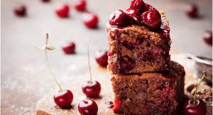 Chocolate Cherry Paleo Bread Recipe