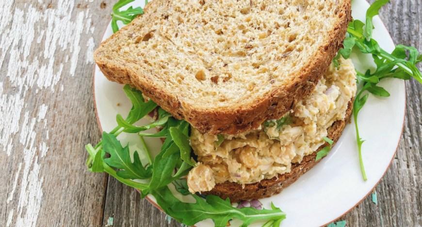 chickpea sandwich 2