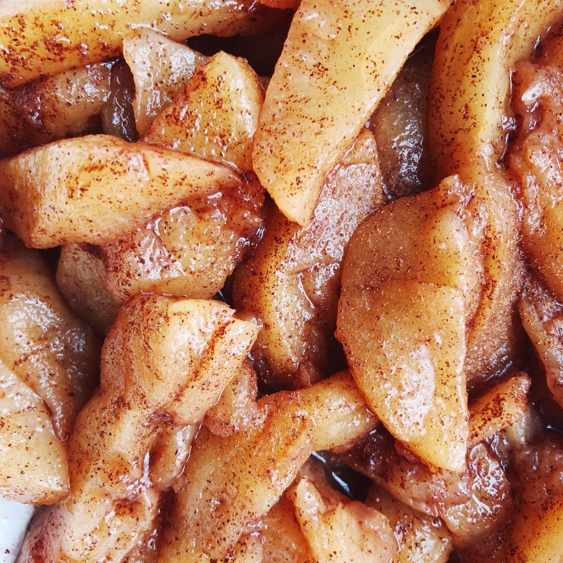 Weight Watchers Cinnamon Apples