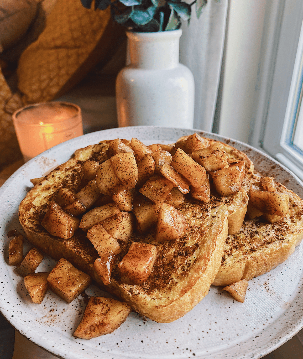 lose it lyss cinnamon french toast