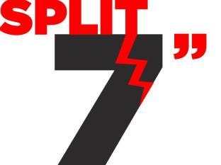 Split-7-Inch