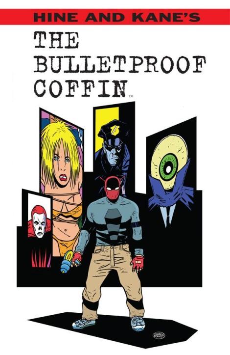 Bulletproof Coffin Shaky Kane David Hine
