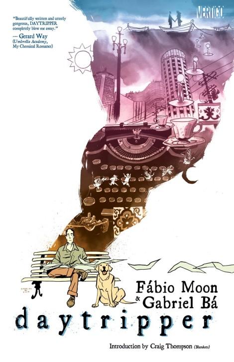 Daytripper Fabio Moon Gabriel Ba