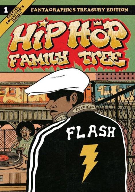 Hip Hop Family Tree Ed Piskor