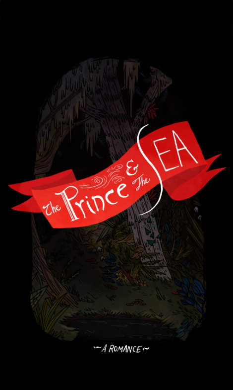 The Prince and the Sea Emily Carroll