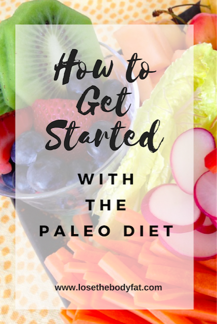 How to get started with the Paleo Diet – 6 steps to succeed