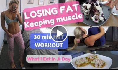 Losing Fat - Keeping muscle