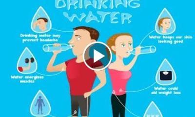 Drink Water Challenge