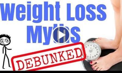 Weight Loss Myths Debunked