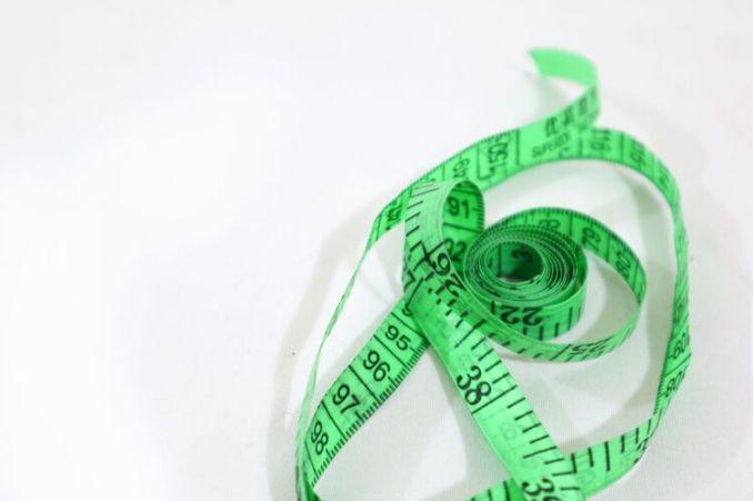 Green Measuring Tape Progress Post #4
