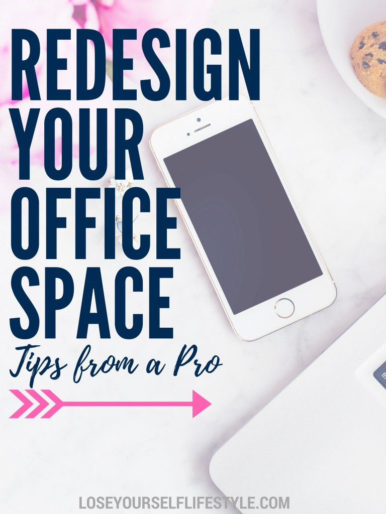 redecorate and accessorize your office desk space