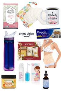 Everything a postpartum mother would want after she has her baby