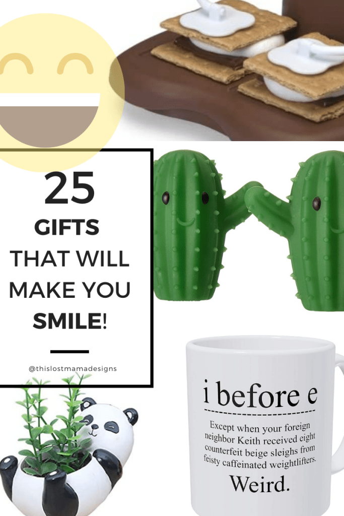 25 gifts that will make you smile