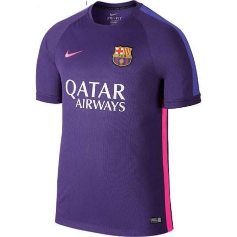 27171b9644 Camiseta suplente FC Barcelona 16-17 basada en la de entrenamiento 14-15
