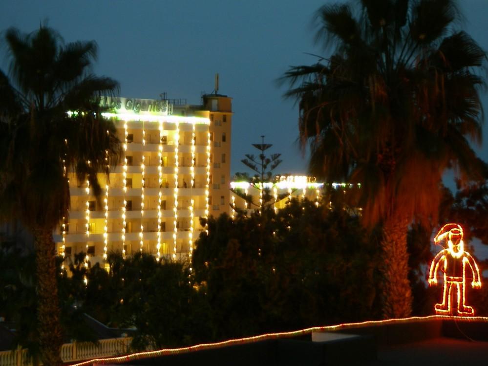 Hotel Los Gigantes