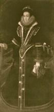 Juan Pantoja de la Cruz. Retrato de la condesa de Figueiro (s. XVI)