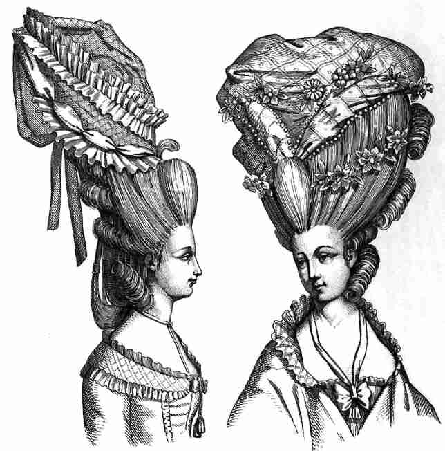 Hairstyles In The Middle Ages Medieval Hairstyles LosHairos Com