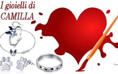 San Valentino, noi lo festeggiamo così: i Gioielli di Camilla