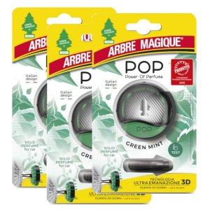 POP Power of Perfume Tris Green Mint