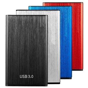 Camilla's Ideas HD4 Hard Disk Stato Solido USB 3.0 4TB