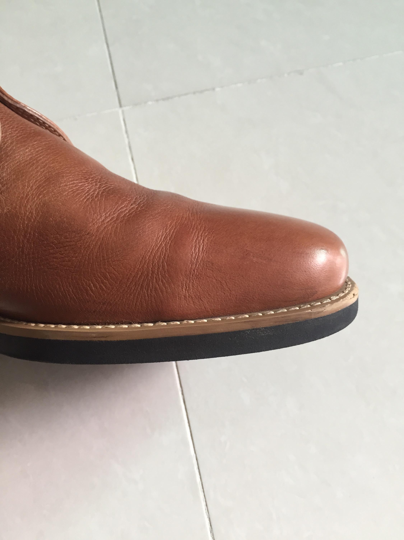 皮鞋清潔與保養