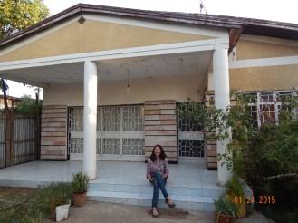 House in Butajira.