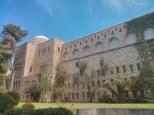 UHJ - primer campus, en el Monte Scopus