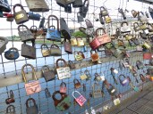 Love locked for ever