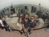 Selfiie GoPro, con Central Park a nuestras espaldas