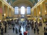 Grand Central Station - en busca de Mónica