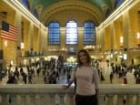 En Grand Central Station comienza el primer capítulo de Gossip Girl