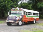En el parking del Centro también pudimos ver los autobuses que me gustan tanto