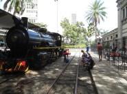 Arrancamos el Free Walking Tour en la Estación de Ferrocarril Antioquía