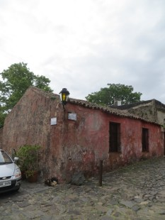 Una casita de la calle de los Suspiros
