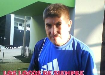 Rafael Castañeda, el nuevo técnico de la Academia.