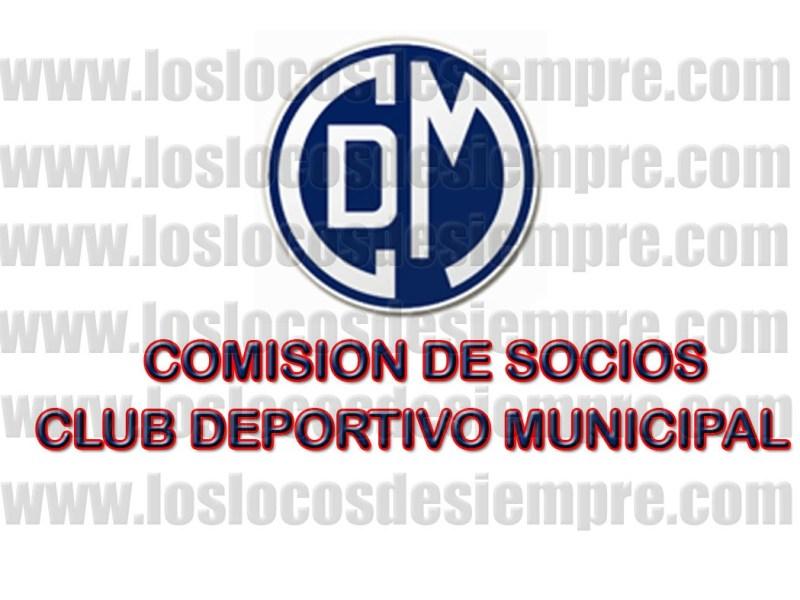 Comisión de Socios. Elabotación LOSLOCOSDESIEMPRE.COM