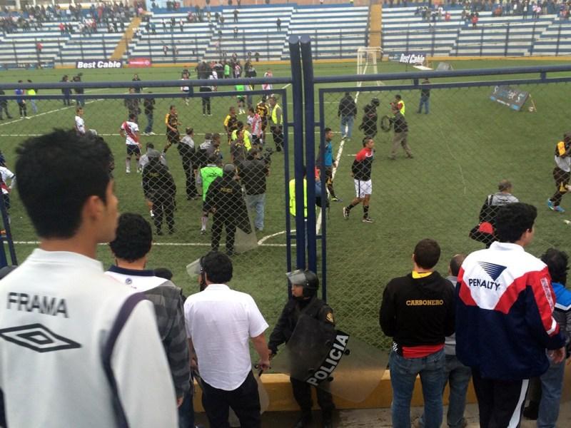 Pésimo resultado: Deportivo Municipal perdió invicto en Villa El Salvador