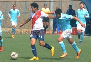 Copa Federación. Municipal sorprendió a Cristal y le gano 2 a 1 en la categoría 2001