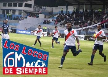 Sergio Moreno, El Pana, marca ante Independiente del Valle. Foto: LOSLOCOSDESIEMPRE.COM/ Raúl Oscco