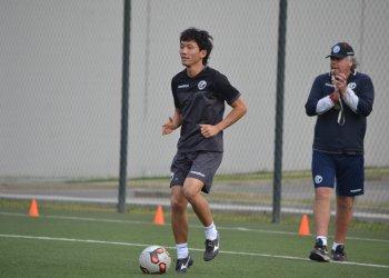 Masakatsu Sawa. Foto: Prensa Deportivo Municipal