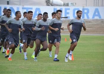 Deportivo Municipal entrena. Foto: Prensa Deportivo Municipal