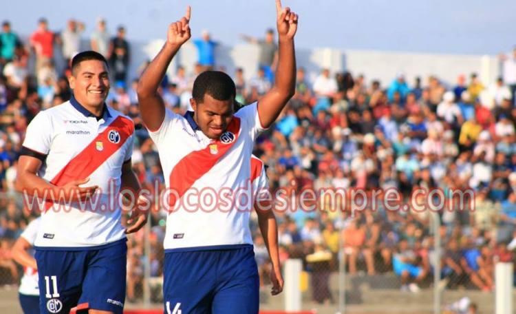Fredy Álvarez, jugador del Deportivo Municipal. Foto: LOSLOCOSDESIEMPRE.COM