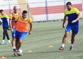 Muni queda listo. Entrenó en Villa El Salvador. Foto: Prensa Deportivo Municipal