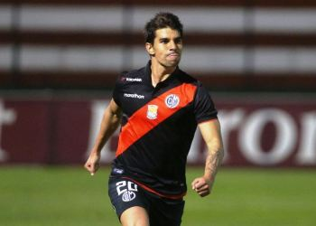 Pier Larrauri, jugador del Deportivo Municipal. Foto: Cortesía Agencia Andina
