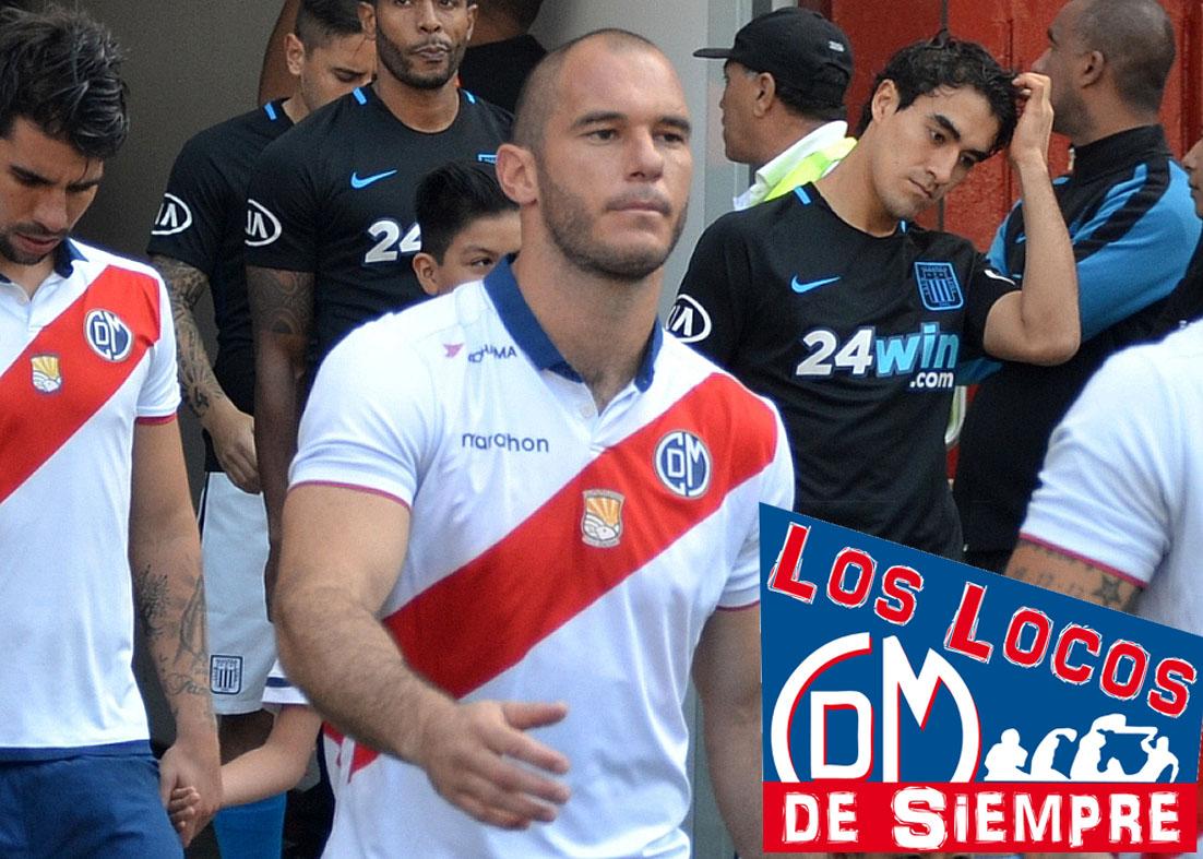 Adrian Zela. Foto: LOSLOCOSDESIEMPRE/Raúl Oscco