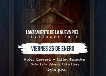 Este viernes en el hotel Riviera se presentará la nueva piel del Deportivo Municipal