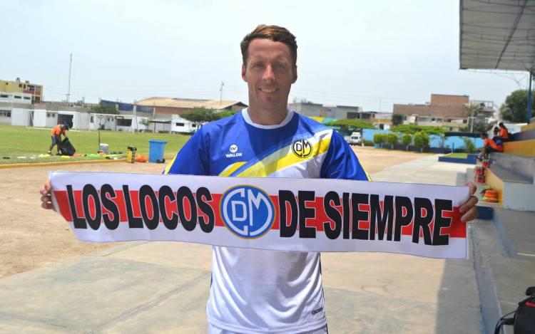 Nuestra meta es el campeonato, afirma Pablo Lavandeira