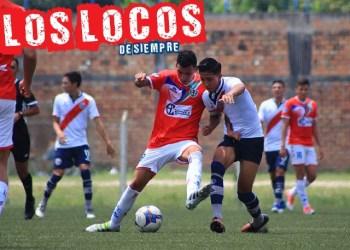 La Reserva del Deportivo Municipal empató sin goles de visita ante Unión Comercio. Foto: Karito Núiñez/LOSLOCOSDESIEMPRE