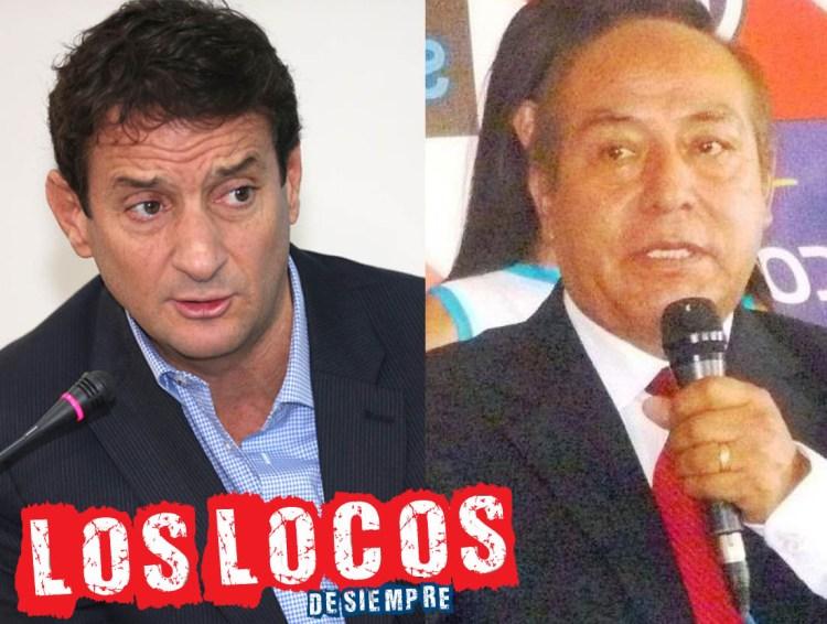 Renzo Reggiardo y Samuel Astudillo competirán este 16 de diciembre